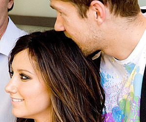 ashley tisdale, love, and scott speer image