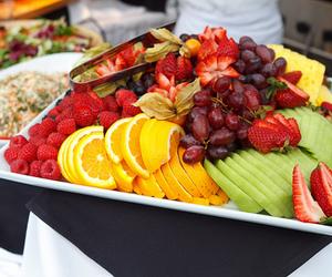 amazing, couple, and fruit image