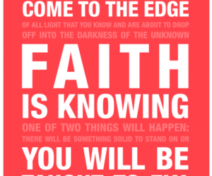 faith, fly, and stand on image