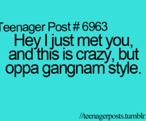 gangnam style and oppa gangnam style image