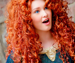 brave, princess merida, and disney princess image