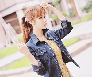 kfashion, asian, and fashion image