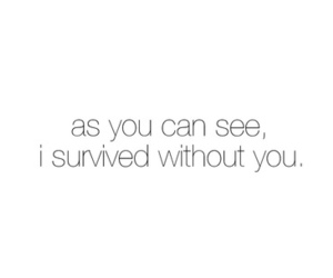 quotes, survive, and you image