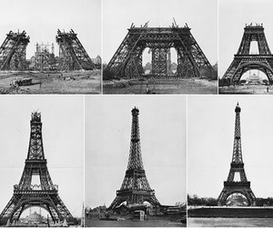 paris, torre eiffel, and eiffel tower image