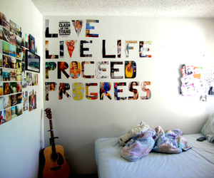 room, love, and live image