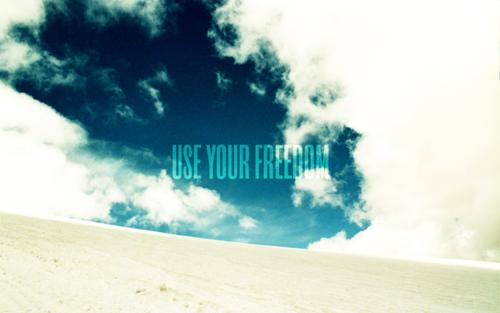 last breath of freedom