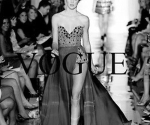 vogue and kendall jenner image