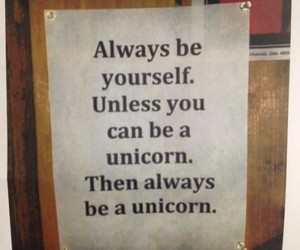 inspiration, unicorn, and cute image