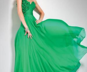 vestido largo image