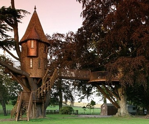 fairy tales, fairytale, and treehouse image