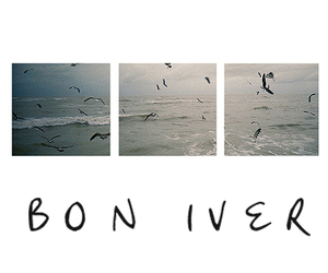 bon iver and music image