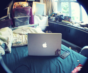 apple, pretty, and room image