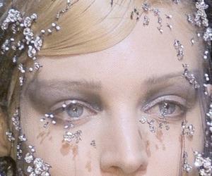fashion, eyes, and model image