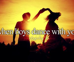 dance, boy, and justgirlythings image
