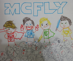 heroes, McFly, and vampires image