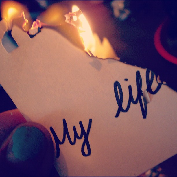 Life Fire Emo Hipster Tumblr Cool At Itsdelorean