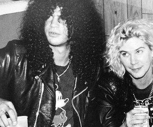 slash, Guns N Roses, and duff mckagan image
