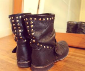 boot, boots, and spikes image