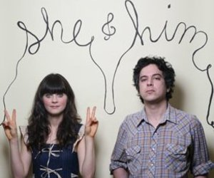 she & him and she&him image