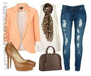 outfit, blazer, and dress image