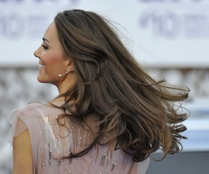 kate middleton, kate, and hair image