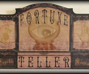 fortune, tarot, and palmistry image