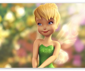 disney, tinker bell, and cute image