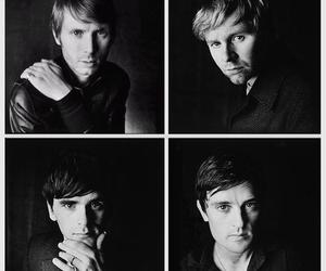 b&w, band, and franz ferdinand image