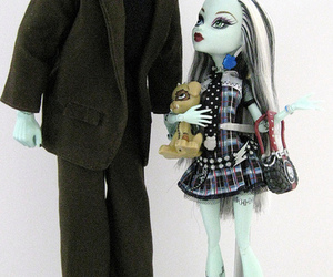 doll, the munsters, and cute image