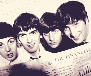 the beatles, 60s, and music image