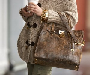 bag, hamilton, and Michael Kors image