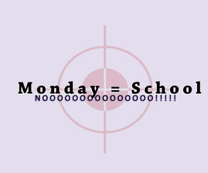 school, text, and words image