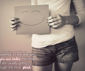 pain and smile image