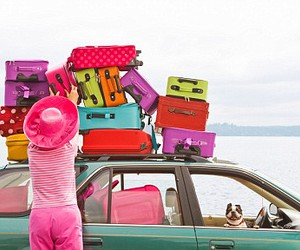 luggage, packing, and tips image