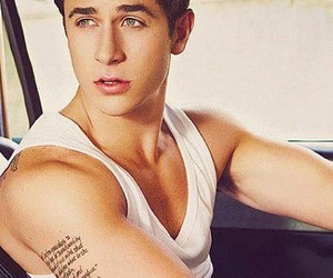 david henrie and daaamn image
