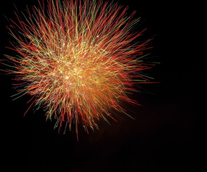 firecrackers, firework, and fireworks image
