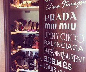 shoes, Prada, and chanel image