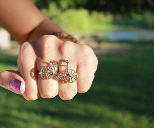 ring and bike image
