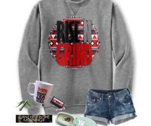 baked, grind, and Polyvore image