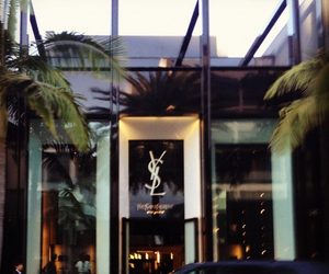 YSL, luxurious, and luxury image