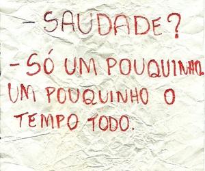 love and saudade image