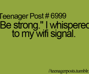 wifi, funny, and teenager post image
