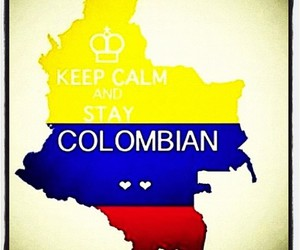 colombia is love. image