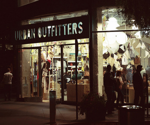 fashion, store, and urban outfitters image