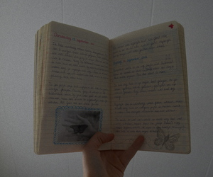 Paper, write, and diary image