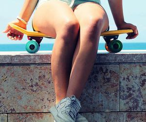 bitch, Hot, and sk8 image