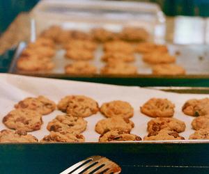 vintage, Cookies, and food image