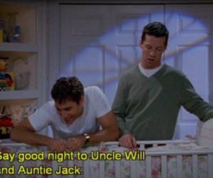 jack, will, and will and grace image