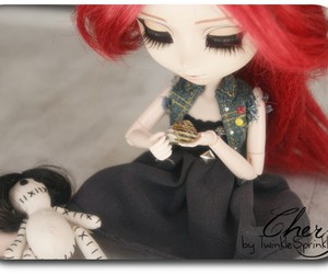 adorable, doll, and grell image