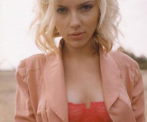 actress, beautiful, and Scarlett Johansson image